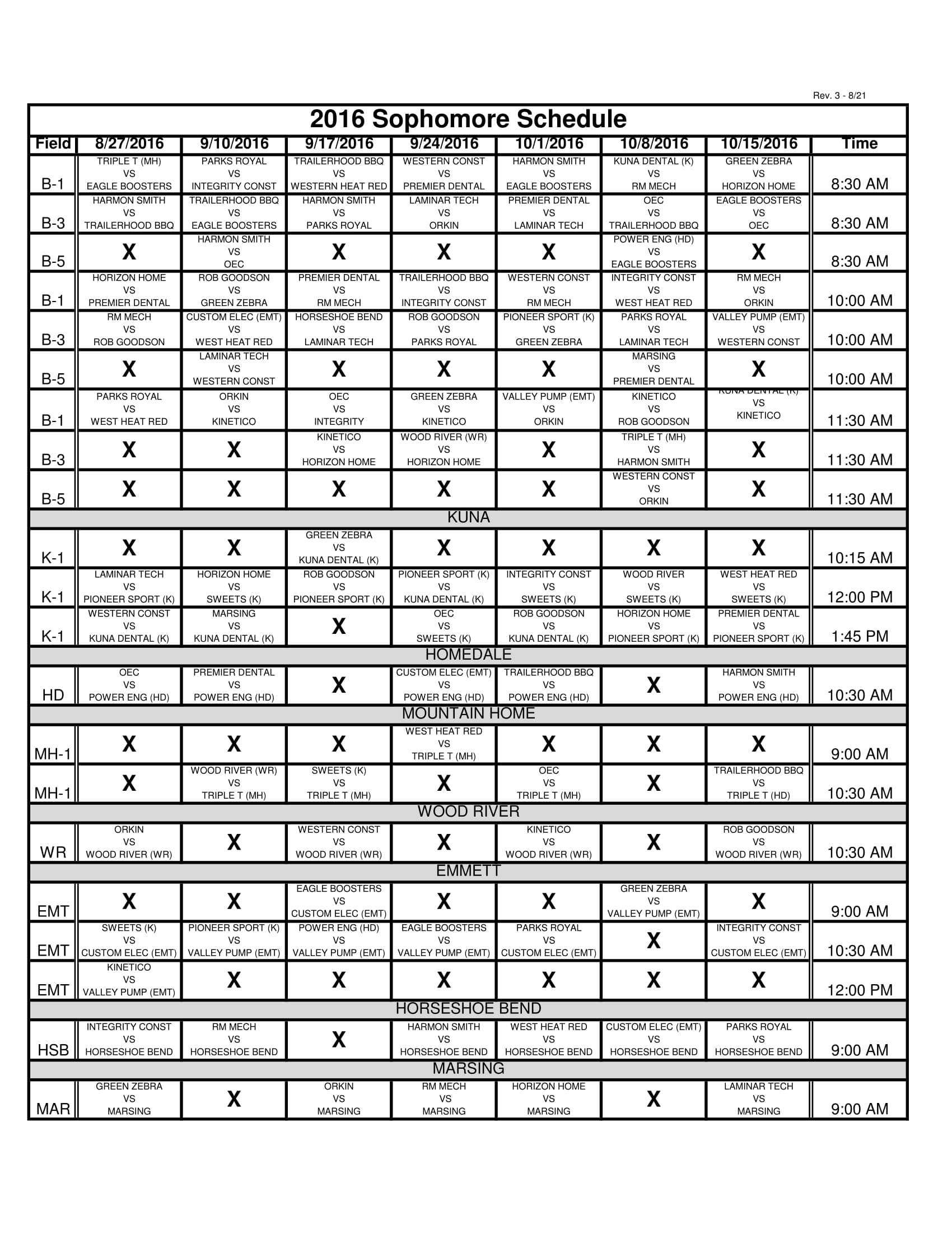 2016-Sophomore-League-final-schedule-8-2