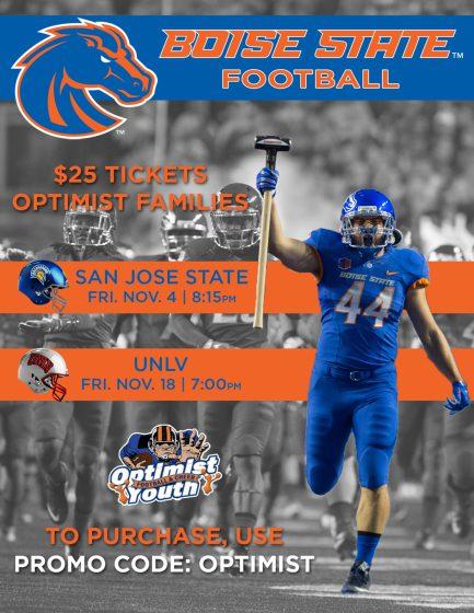 BSU Ticket Offer