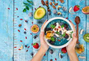 how to get more fiber on paleo diet