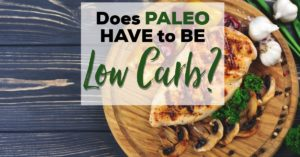 low carb paleo