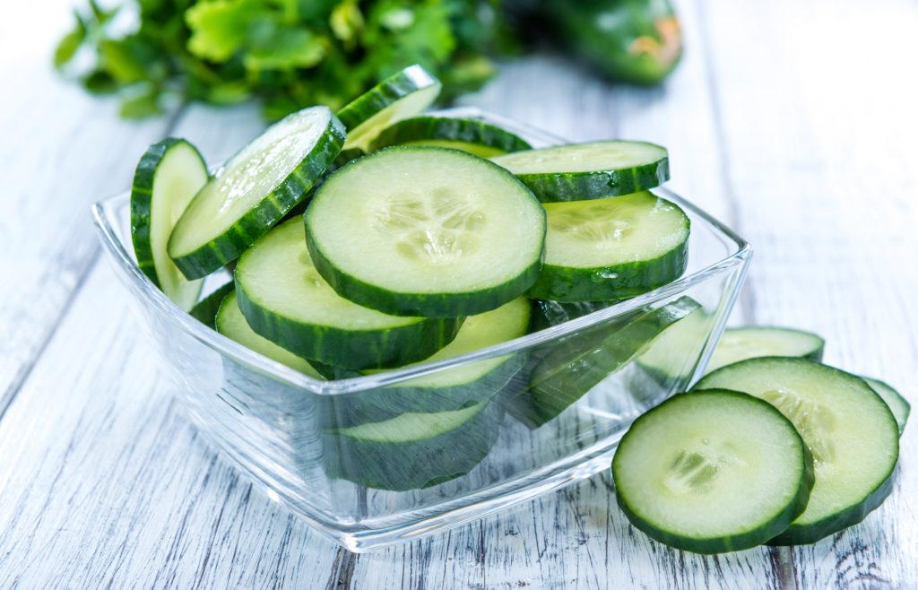 cucumber summer produce