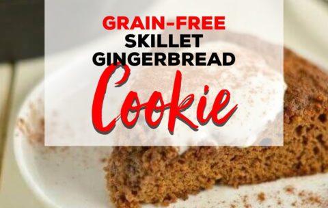 skillet-gingerbread-cookie
