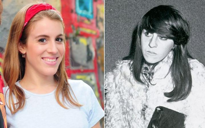 Claudia Villafañe joven será Laura Esquivel