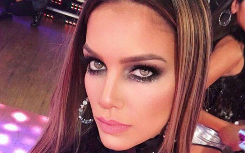 Rocío Robles repartió lindo