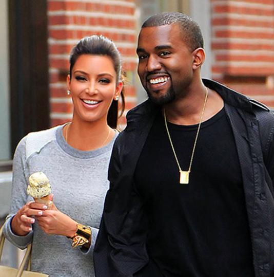 Kim alquiló un vientre.