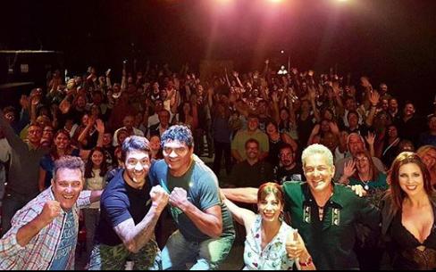 Xime Carpisto hace temporada en Carlos Paz