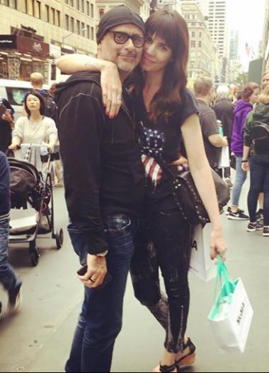 Rial y Romina en NY