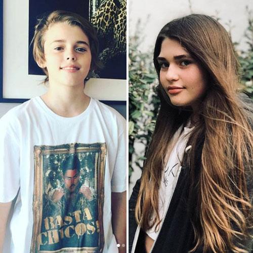 Marta y Felipe suelen ser muy activos en las redes sociales.