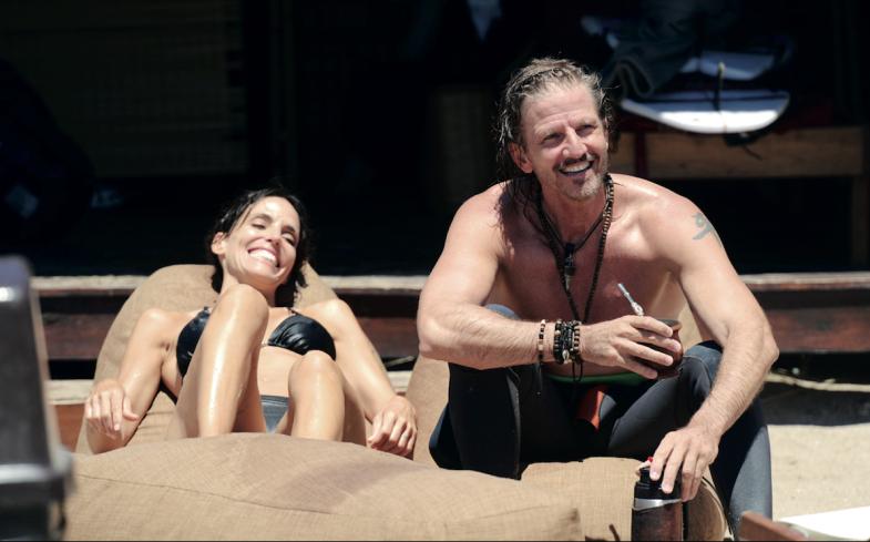 Facundo y María, relax