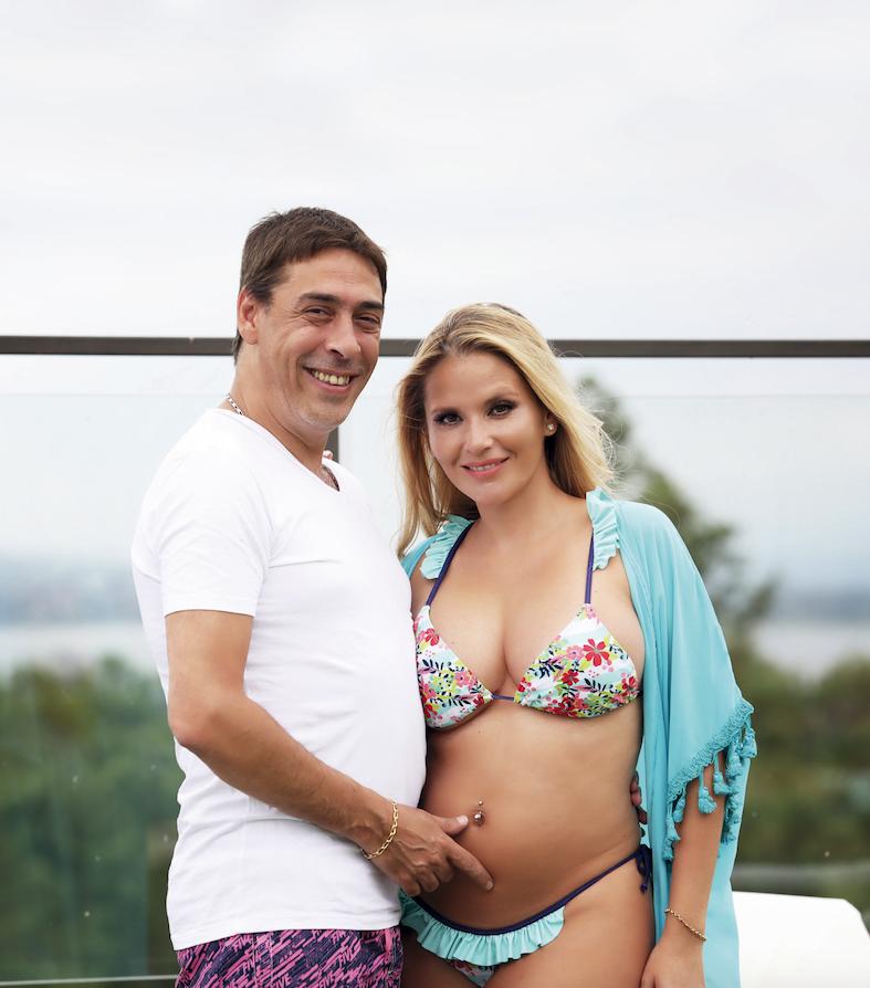 Transitan el sexto mes de embarazo
