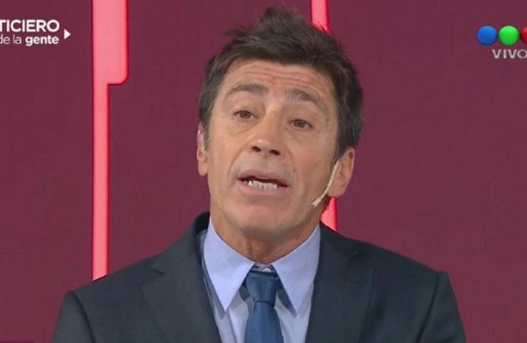 Nicolás Repetto, trending topic por una burrada.