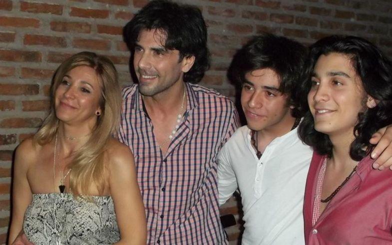 Juan y su familia