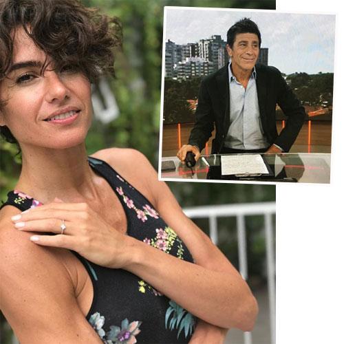 Florencia Raggi defendió a su marido sin mencionar su error.