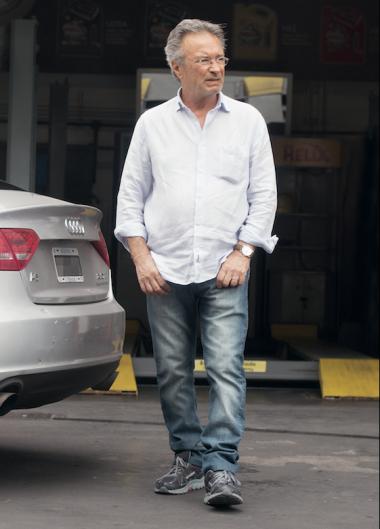 Oscar Martínez tentado para trabajar en política
