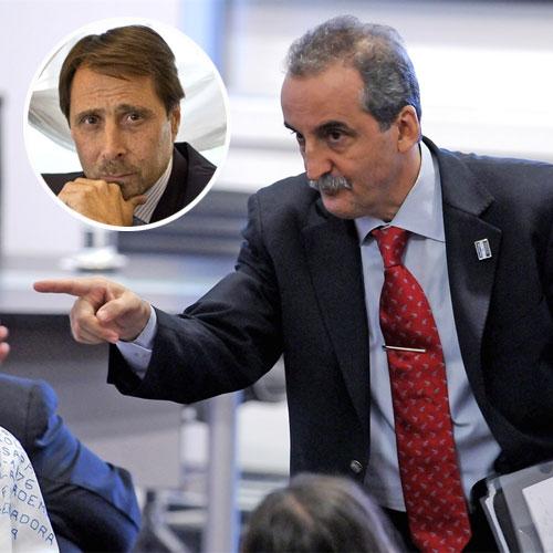 Guillermo Moreno vs. Eduardo Feinmann.