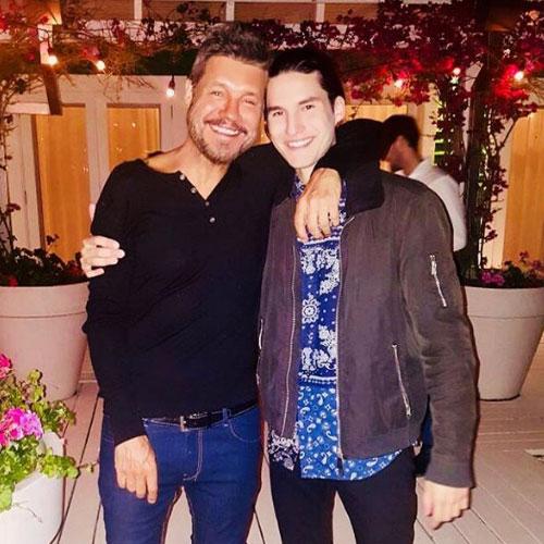 Francisco y Marcelo, amor infinito.
