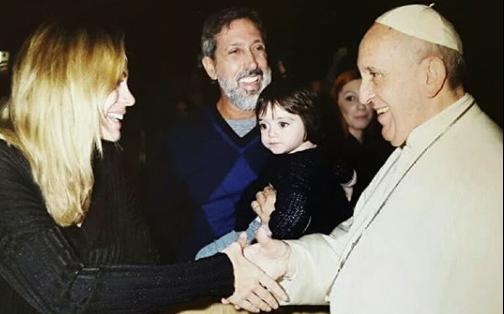 Desde Roma junto al Papa Francisco