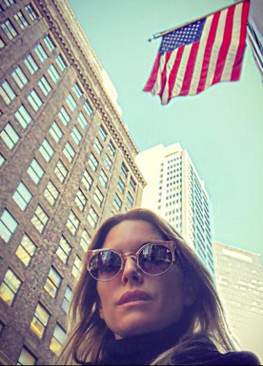 En New York y sus rascacielos