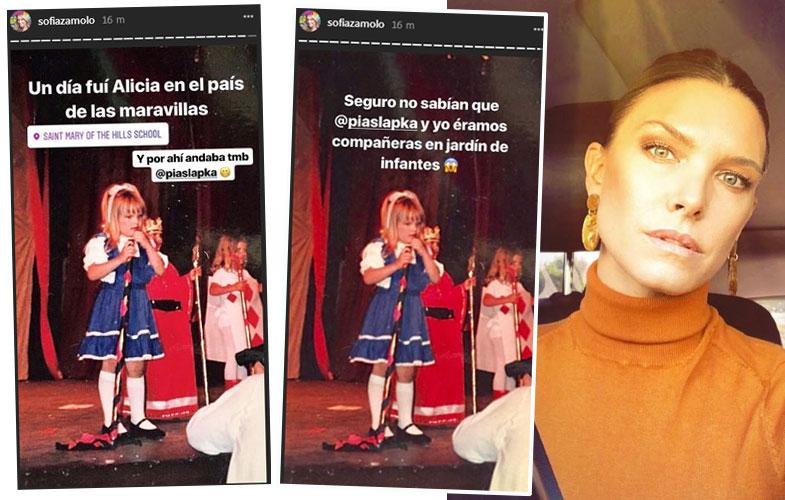 Sofía Zámolo en la piel de Alicia.