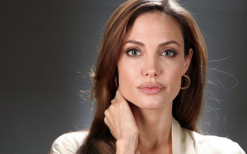 Angelina tiene novio y no es del ambiente