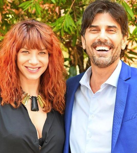 Gaetani y Darthés comparten el elenco de Simona.