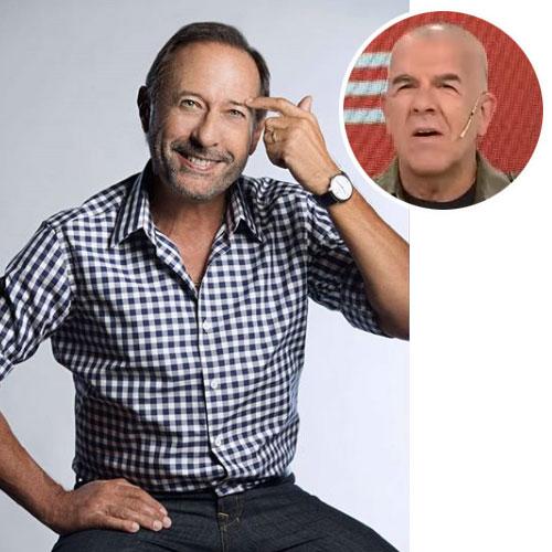Guillermo Francella le contestó a Dady Brieva.