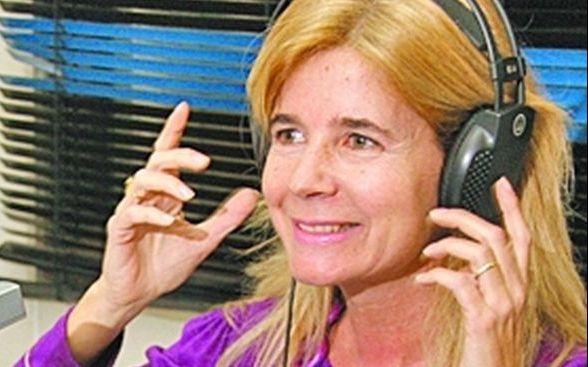 Ninci en la radio