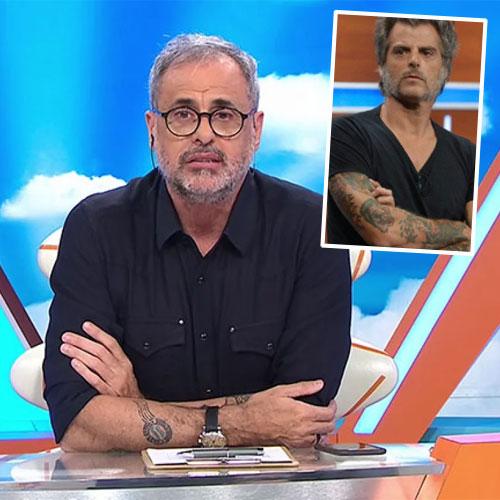 Jorge Rial homenajeó a Cristian Caracciolo.