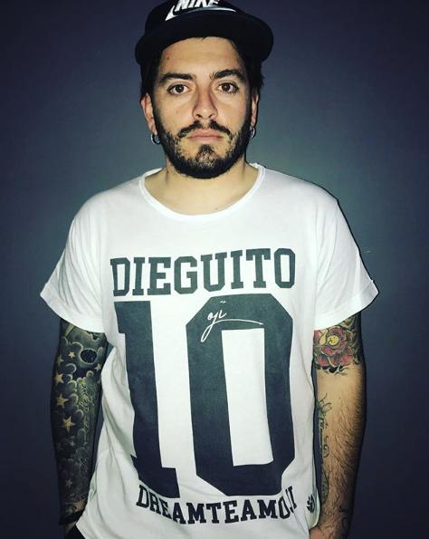 Diego Junior perdonó y ahora va por las hijas del 10.
