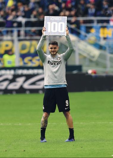 Ídolo en el Inter