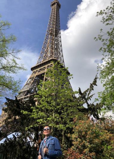 Sus postales en París