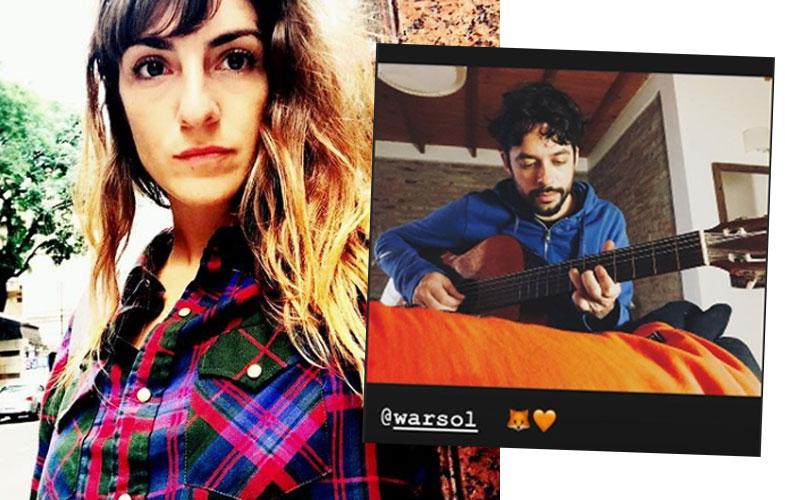 Julieta y Diego, un amor que nace.