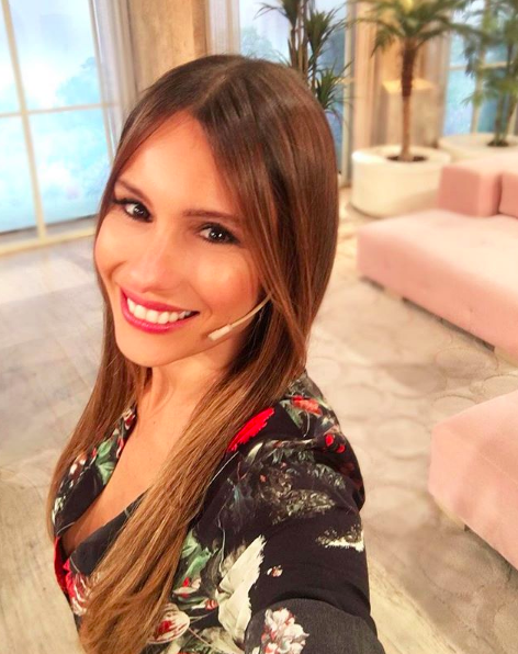 Pampita no logra mantenerse en 10 puntos de rating.