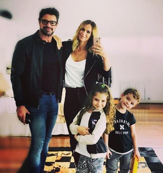 Luciano Castro y Sabrina Rojas forman una pareja genial.
