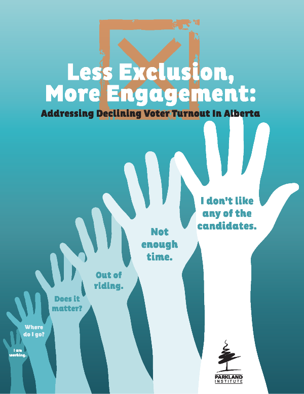 Less Exclusion, More Engagement