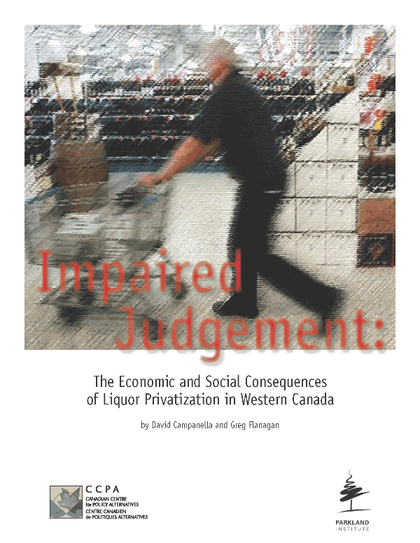 Impaired Judgement