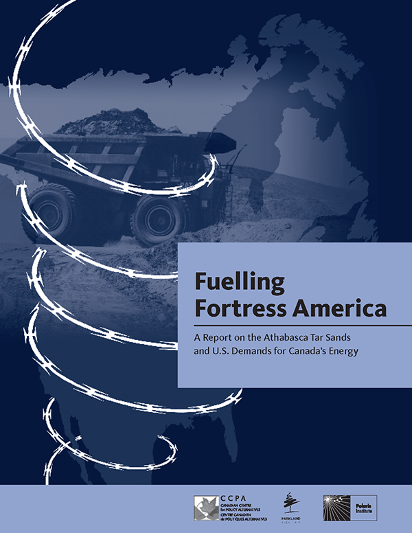 Fuelling Fortress America