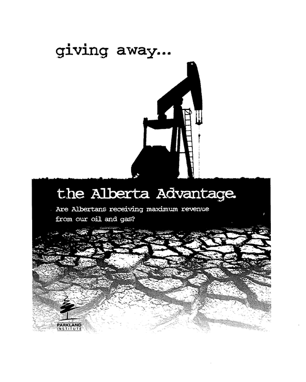 Giving Away the Alberta Advantage