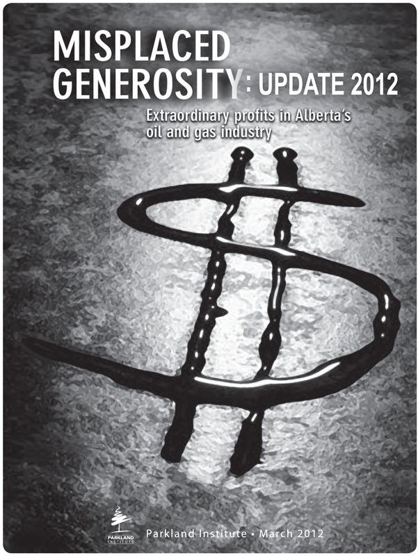 Misplaced Generosity: Update 2012