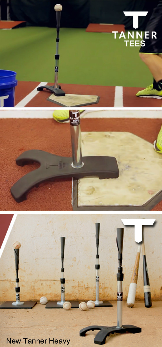 Professional baseball players tested and review the best batting tees
