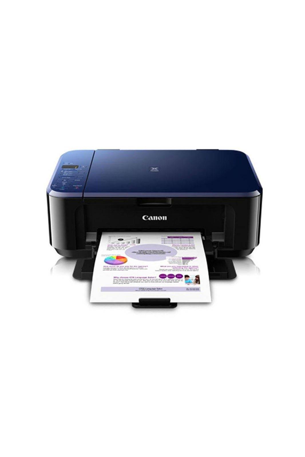 Canon e510 colour multifunction inkjet printer