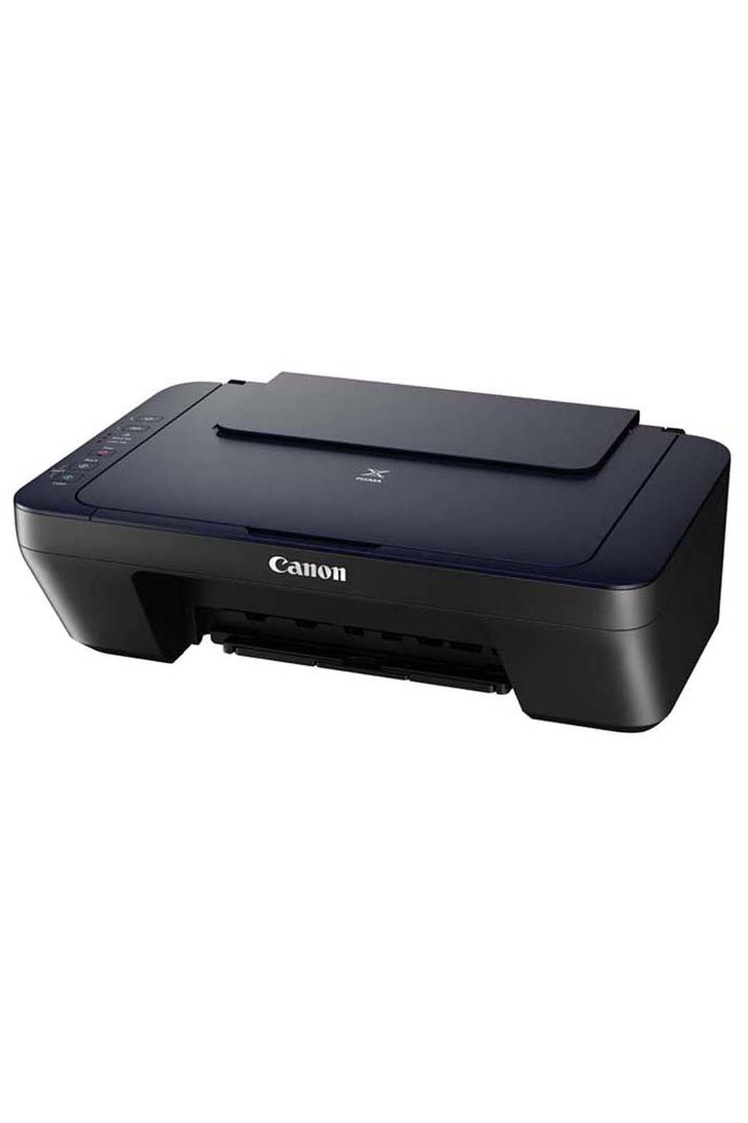 Canon pixma e460 colour wifi multifunction inkjet printer %28black