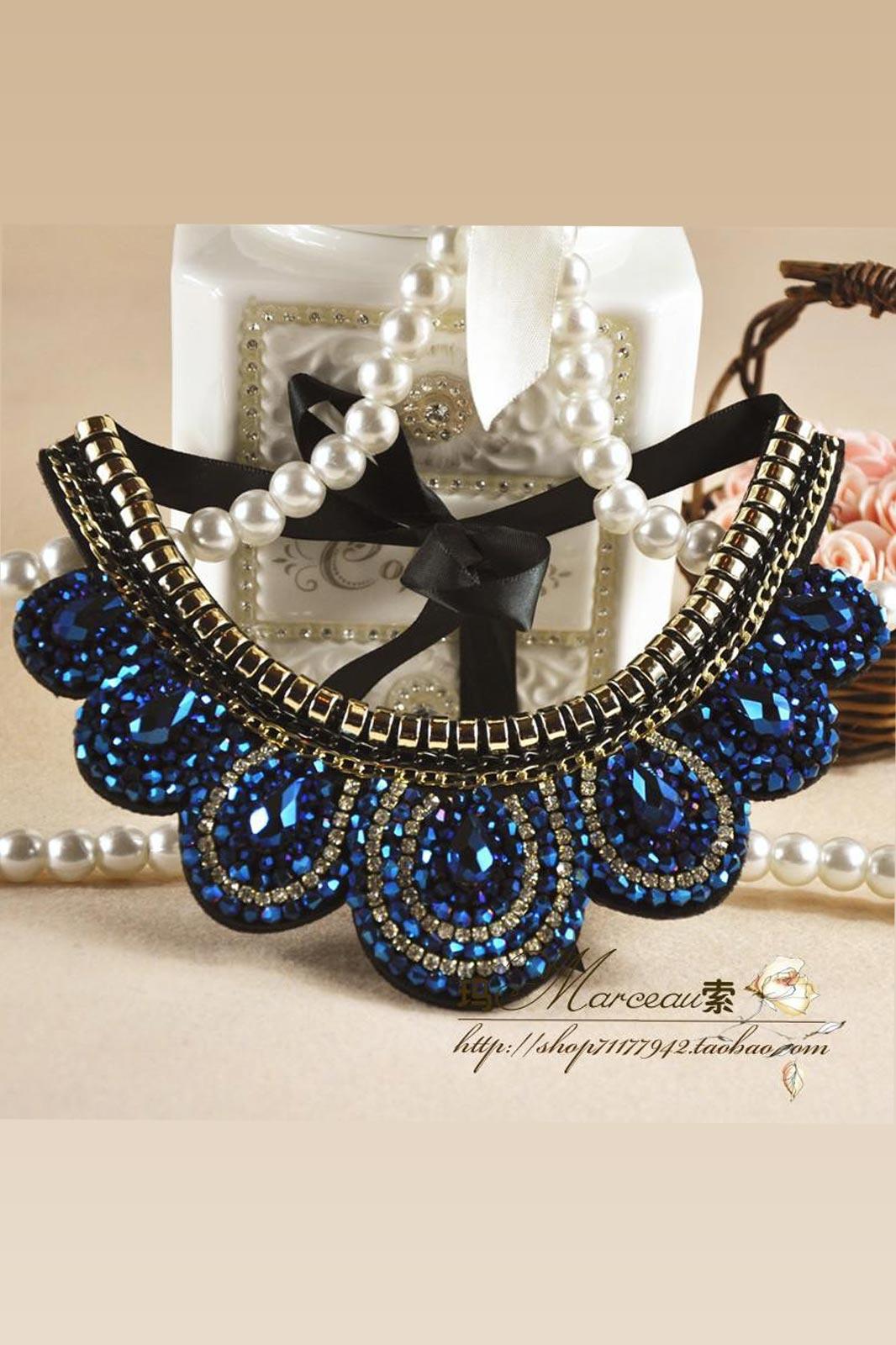 Collar necklace2