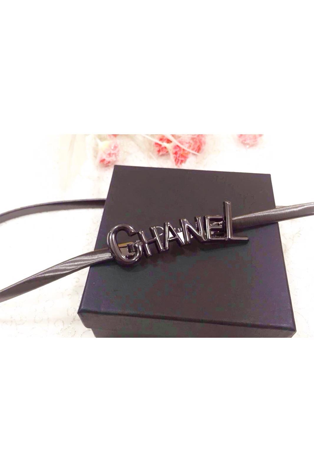 Channel women belts2