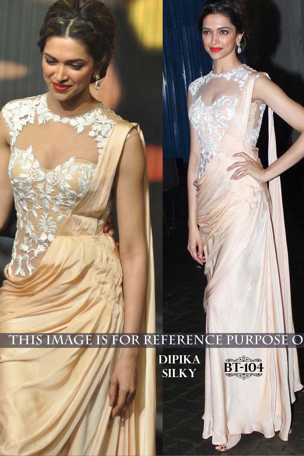 Deepika gown