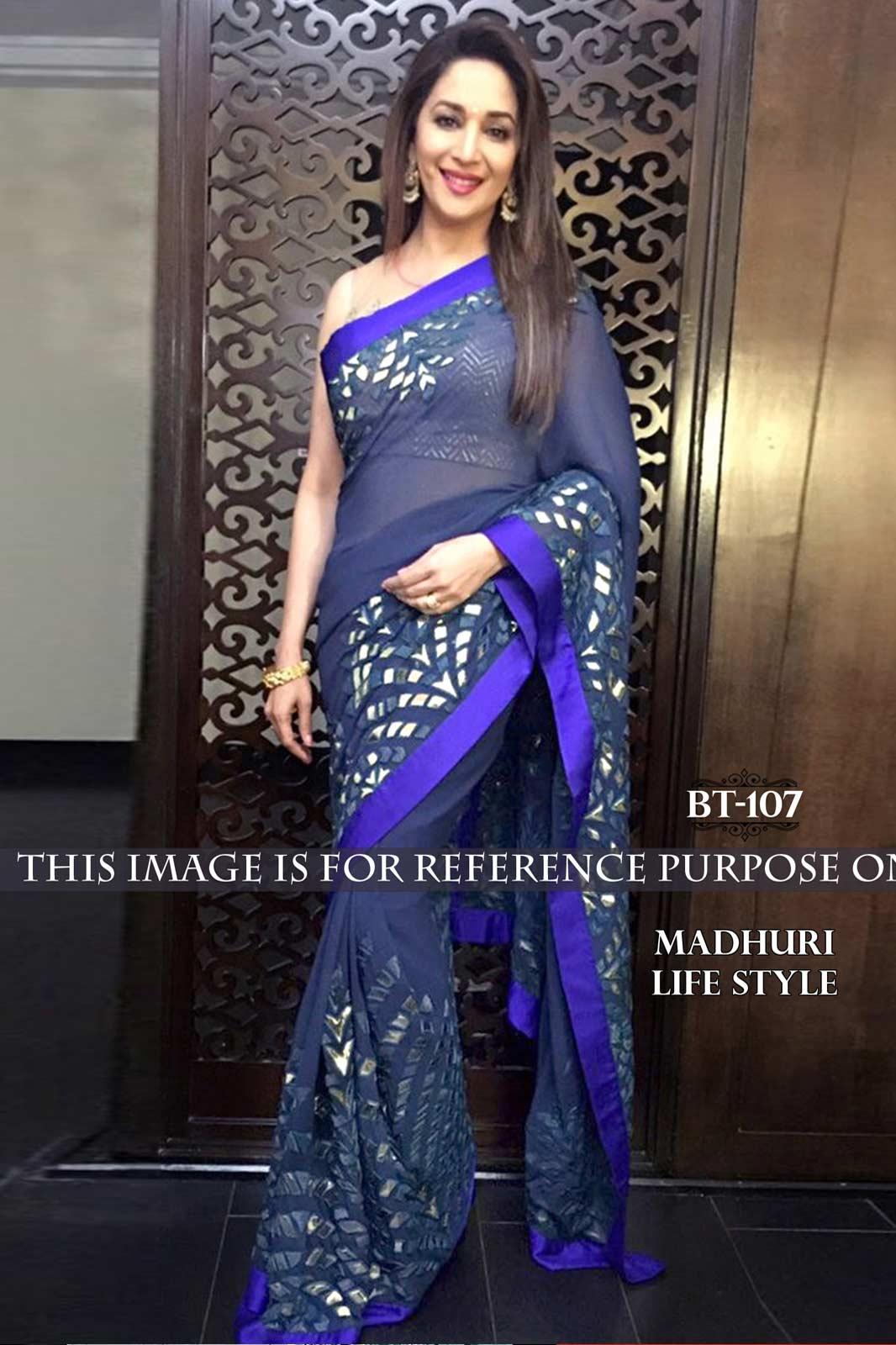 Madhuri saree
