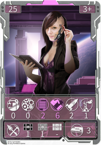 Agent example card (640)