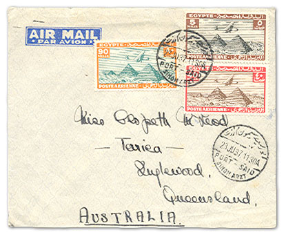 Air Mail Stamps: Made to Fly
