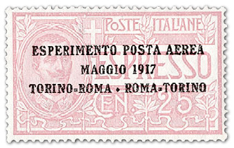 Airposts and their Stamps (1921)