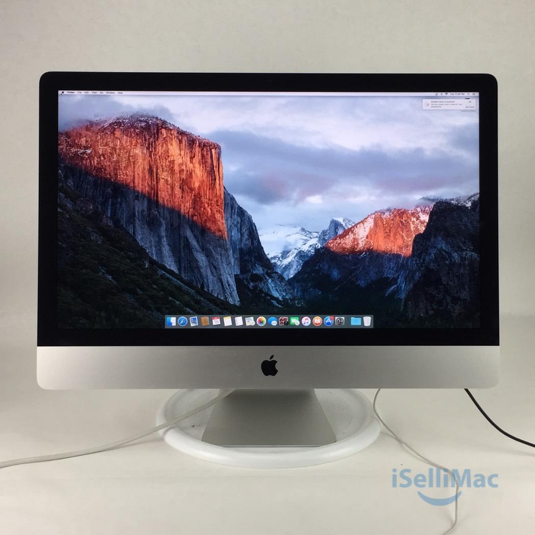 "Apple iMac 27"" Retina 5K 2017 mnea2RU/A (Core.5 GHz/8Gb/1Tb Fusion.)"